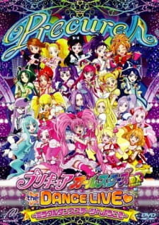Precure All Stars DX the Dance Live♥: Miracle Dance Stage e Youkoso