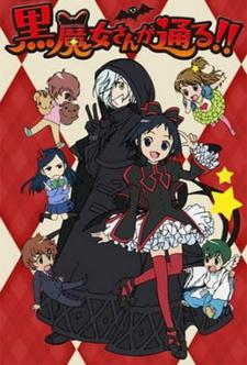 Kuromajo-san ga Tooru!!