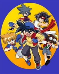 Bakuten Shoot Beyblade 2002