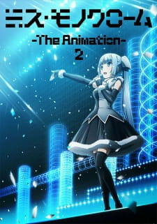 Miss Monochrome The Animation 2