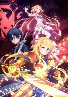 Sword Art Online: Alicization - War of Underworld Reflection