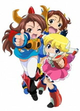 Toei Robot Girls