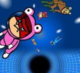 Himitsukessha Taka no Tsume THE PLANETARIUM: Burabura! Black Hole no Nazo