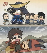 Sengoku Basara Movie: 4-Koma Gekijou - Another Last Party