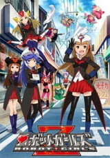 Robot Girls Z