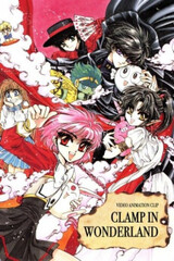 CLAMP in Wonderland
