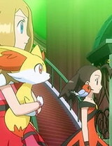 Pokemon XY: New Year's Eve 2014 Super Mega Special