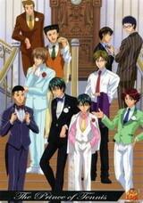 Tennis no Ouji-sama: The Band of Princes Film Kick the Future