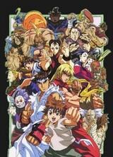 Street Fighter Zero The Animation