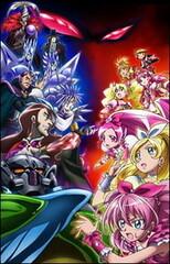 Precure All Stars Movie DX3: Mirai ni Todoke! Sekai wo Tsunagu☆Nijiiro no Hana