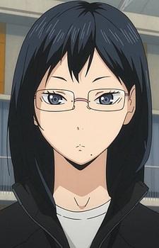 Самый популярный женский персонаж с чёрными волосами