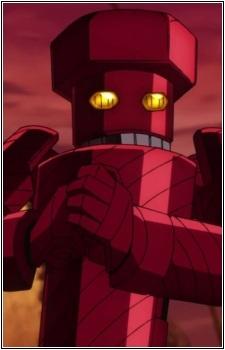 Каштановый Шкворень  / Crimson Kingbolt