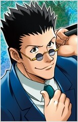 Leorio Paladiknight