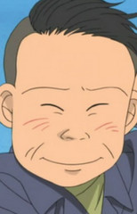 Takahito's Father