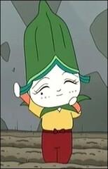 Okra-chan